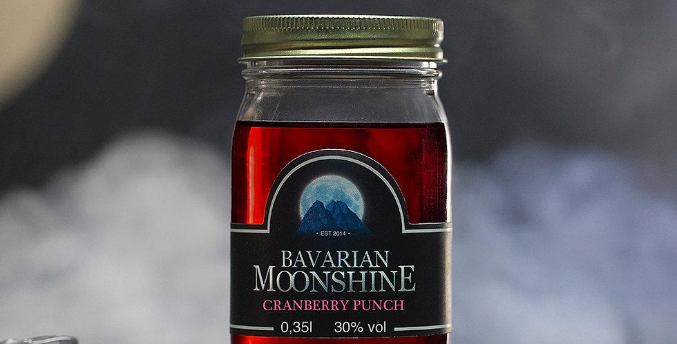 Bavarian Moonshine - Cranberry Punch 0,35L