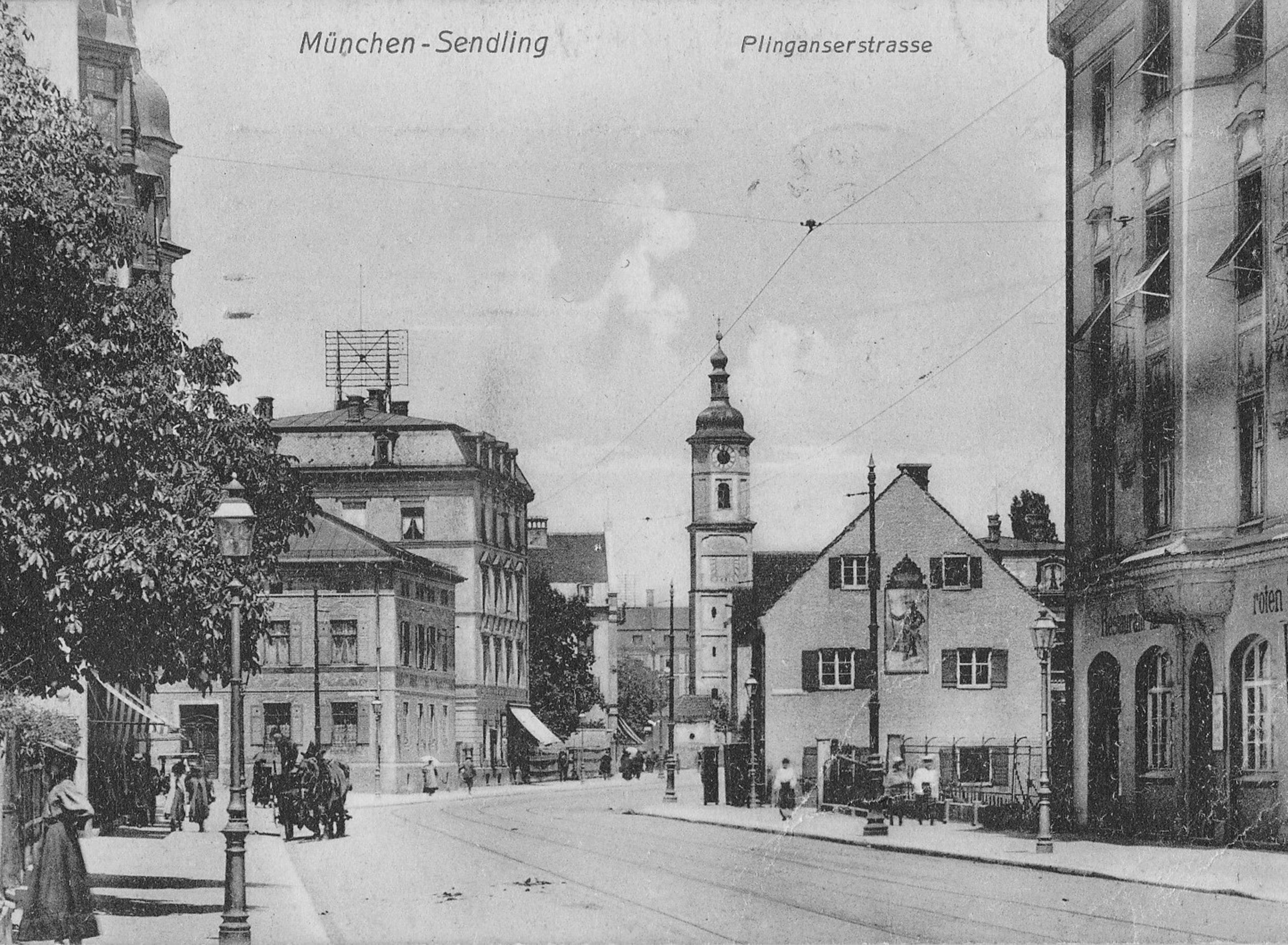 1920 - Untersendling