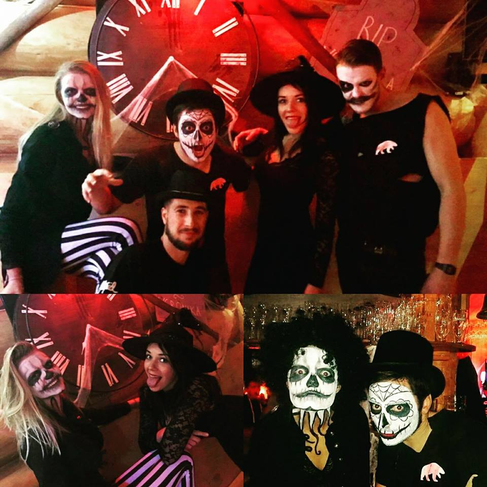 Day of the Dead - Team