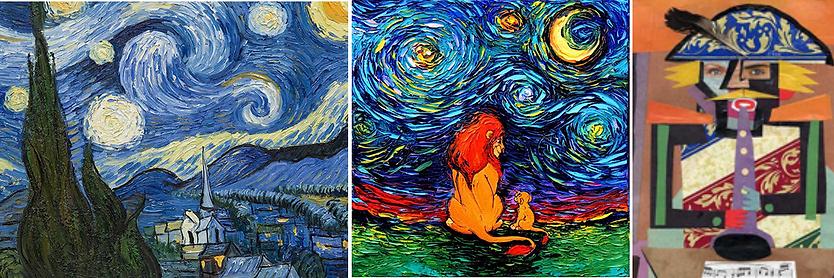 Žymieji tapytojai vaikams