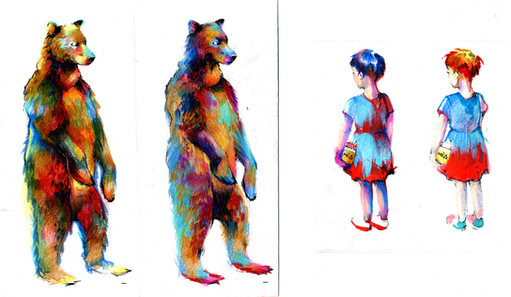 Sasha and the Bear