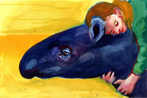 Oldest Tapir in the World