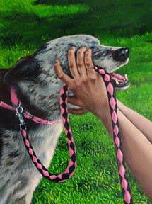 HOLD YOUR BREATH (DETAIL)
