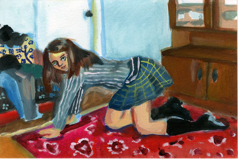Tribute to Balthus