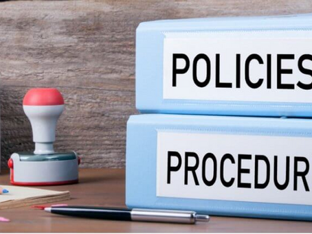 Workplace policies, why do I need them?
