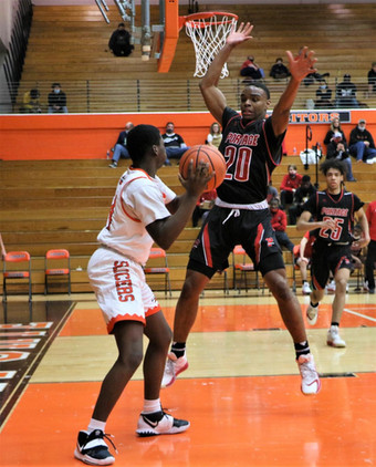 The one who didn't get away: Sophomore Slaughter powers Portage past La Porte