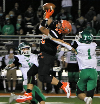 Bountiful Vinyard: Valpo 'back-up' sets team rushing record in sectional final win