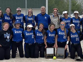 Botma's bunt boosts Boone: Squeeze triggers five-run sixth inning as Wolves win PCC tourney title