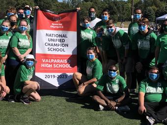 Valparaiso High School Unified Athletics program earns national acclaim