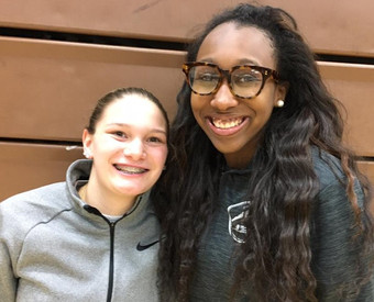 Seeing no colors: Racial acceptance a source of pride with M.C. girls basketball