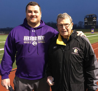Blasts from the past: Long-time Hobart assistants return to state 24 years after Brickies' last trip