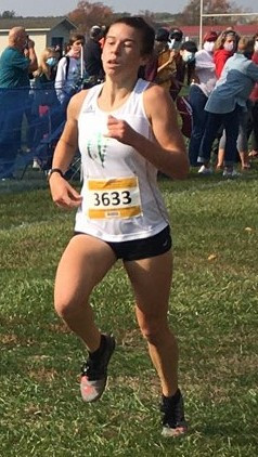 Politza finds her stride; wins NP Sectional