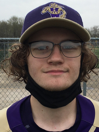 One for the record book: Hobart's Gallagher pitches a five-inning perfect game