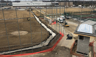Road warriors: Delay in turf installation project leaves Valpo baseball team without a home field