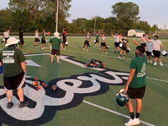 Last to the party: Whiting finally opens its football season Friday versus Griffith
