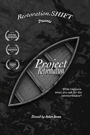 Project Reformation Poster