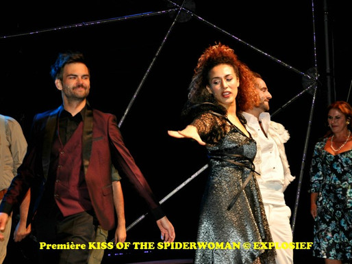 REVIEW: Uitmuntende musical 'Kiss of the Spiderwoman' in het Fakkeltheater in Antwerpen - Explosief
