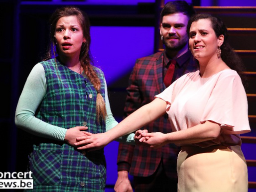 REVIEW: Blood Brothers ★★★★ - ConcertNews.be