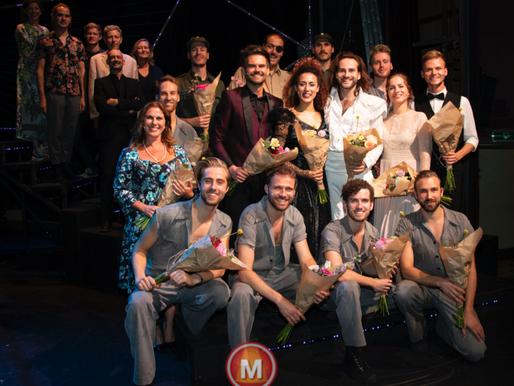 REVIEW: Vlammende 'Kiss of a Spiderwoman' door InTeam - MusicalSites.nl