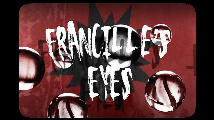 Francille's Eyes  |  a macabre poem