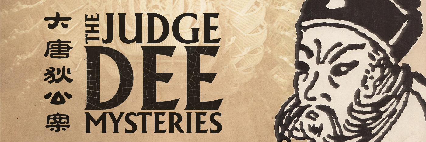 23.08.2016   Dudi Appleton & Jim Keeble adapt The Judge Dee Mysteries in unique UK-China collaboration