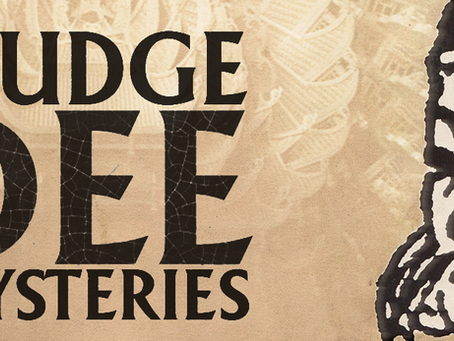 23.08.2016 Dudi Appleton & Jim Keeble adapt The Judge Dee Mysteries in unique UK-China collaboration
