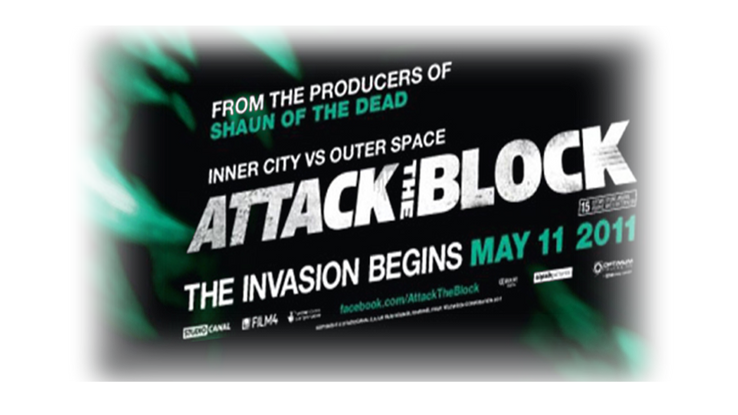 on Attack the Block