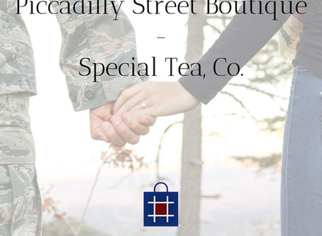Piccadilly Street Boutique & Special Tea, Co.