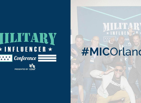 Why Shop Military | Military Influencer Conference