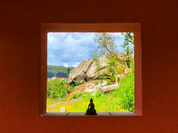 Buda y Pedra dos Mouros