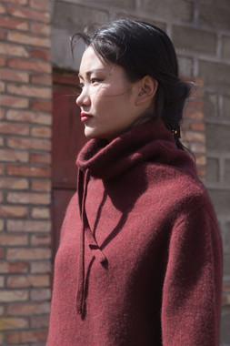 50%Yak 50%Extrafine Merino Wool