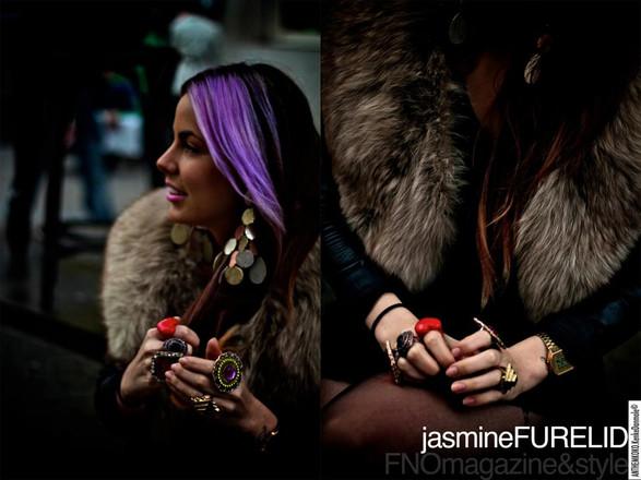 FNO Magazine x Jasmine Furelid