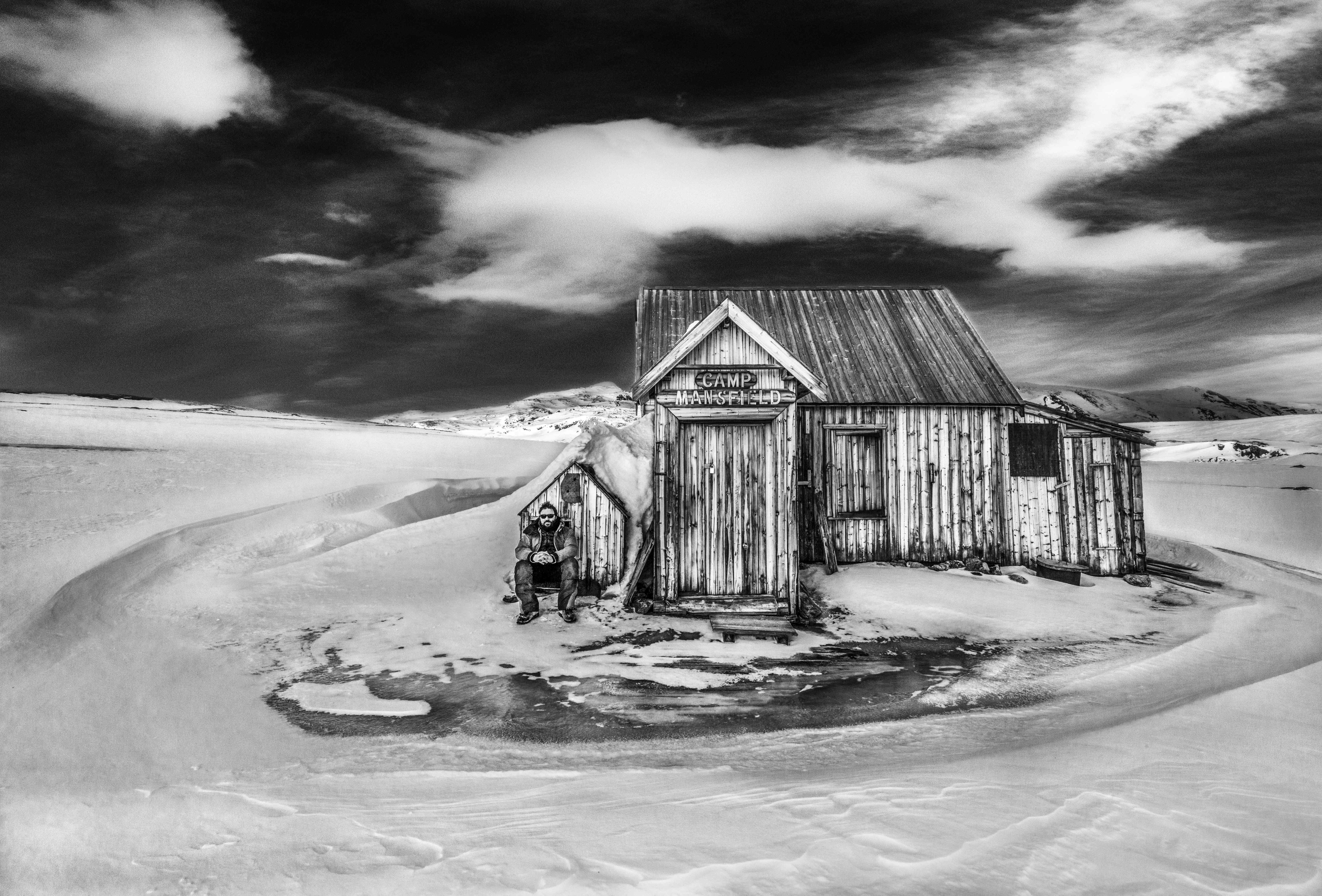 MANSFIELD CAMP, Svalbard