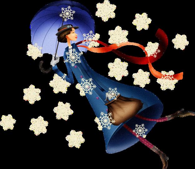 Зимние каникулы Синей Птицы Счастья.