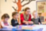 детская школа в Женеве