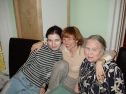 Я, мама и Сона