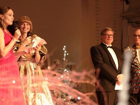 Спасибо спонсорам, партнерам и гостям Зимних Женевских благотворительных Балов!
