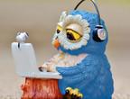 Синяя птица продолжает занятия онлайн