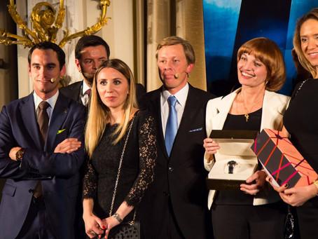 Лучший русский предприниматель Швейцарии и Лихтенштейна 2014