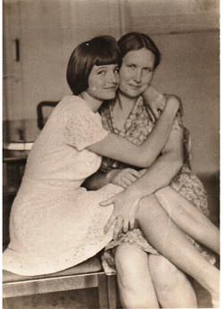 Мы с мамой (мне 16 лет)