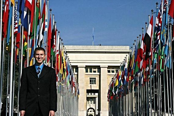 второе высшее: международные отношения - Женевский Академический Центр в Швейцарии