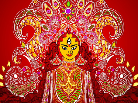 Devi Stuti - Hymn to the Divine Goddess
