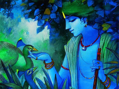 "The gist of abiding according to Krishna: Selected verses from ""Gita as it is"""