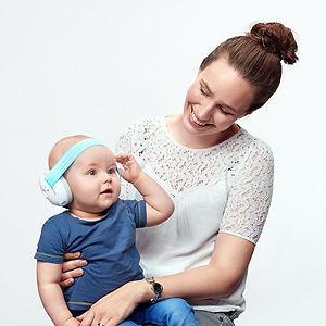 Gehörschutz für Baby's und Kinder