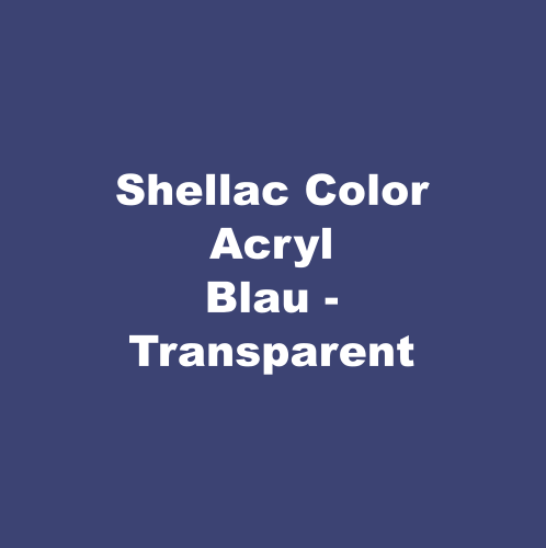 Text_on_Pic_Shellac_Color_Acryl_Blau_Tra