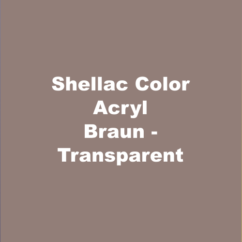 Text_on_Pic_Shellac_Color_Acryl_Braun_Tr