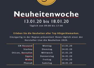 Event von 13.01.20 bis 18.01.20