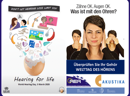Hearing for life - Welthörtag