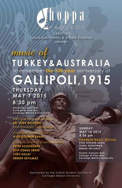 Turkish-Australian Music Events