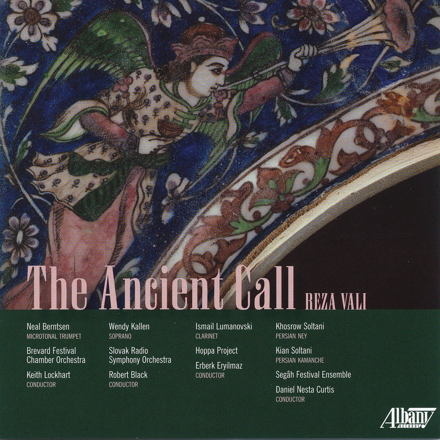 Reza Vali - Ancient Call